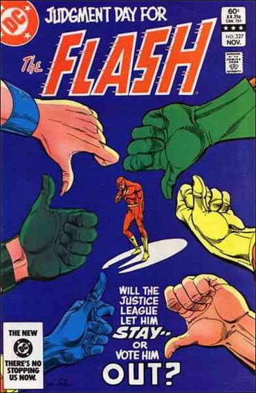 Flash (1959) 327-A by DC