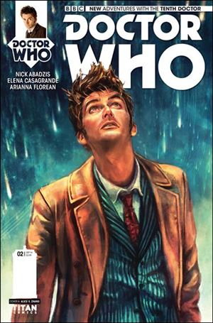 Doctor Who: The Tenth Doctor 2-A