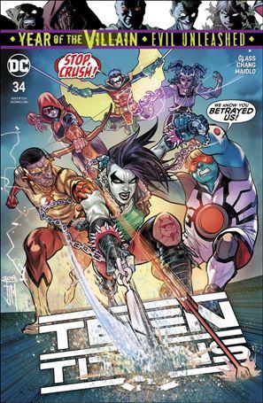 Teen Titans (2016) 34-A