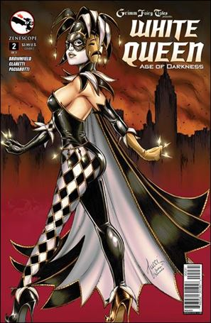 Grimm Fairy Tales Presents White Queen 2-C