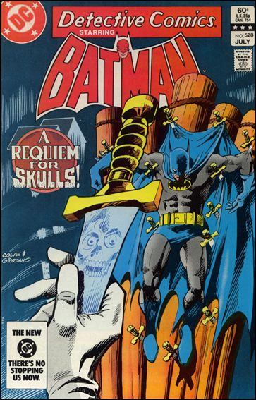 Detective Comics (1937) 528-A by DC