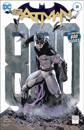 Batman (2016) 35-B