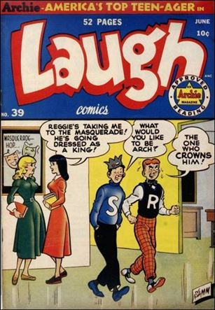 Laugh Comics (1946) 39-A
