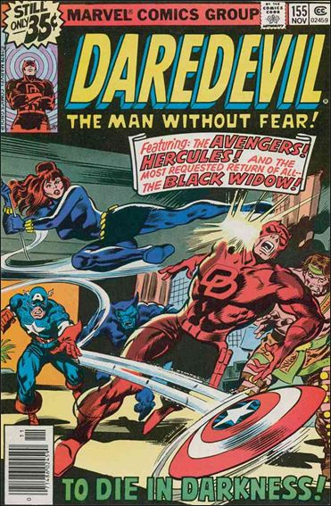 Daredevil (1964) 155-A by Marvel