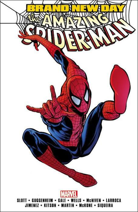 Spider-Man: Brand New Day The Complete Collection 1-A