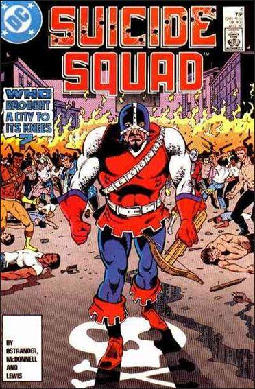 Suicide Squad (1987) 4-A by DC