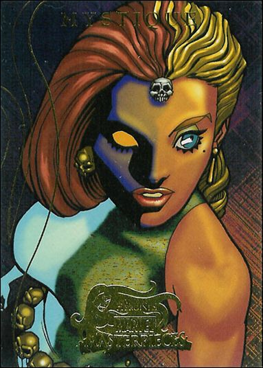 2008 Marvel Masterpieces: Series 2 (Marvel Heroines Subset) MH5-A by Fleer