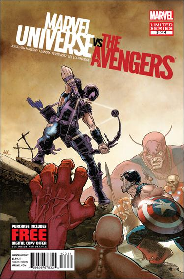 Marvel Universe vs The Avengers 3-A by Marvel