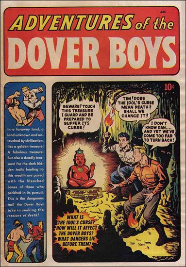 Adventures of the Dover Boys 1-A by Archie