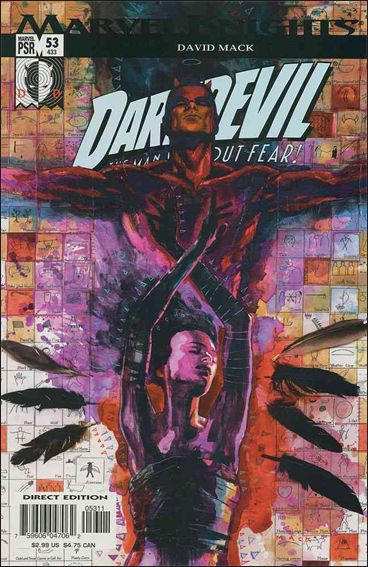 Daredevil (1998) 53-A by Marvel