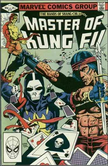 Master of Kung Fu 115-A by Marvel