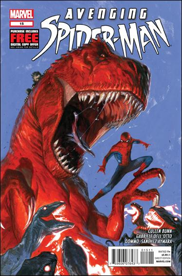 Avenging Spider-Man 15-A by Marvel