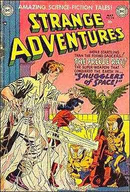 Strange Adventures (1950) 20-A by DC
