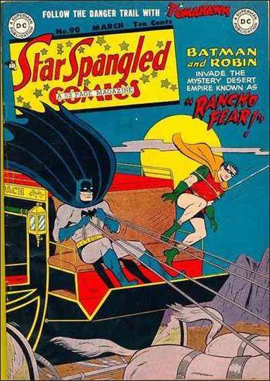 Star Spangled Comics (1941) 90-A by DC