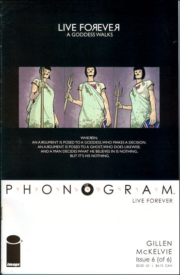 Phonogram 6-A by Image