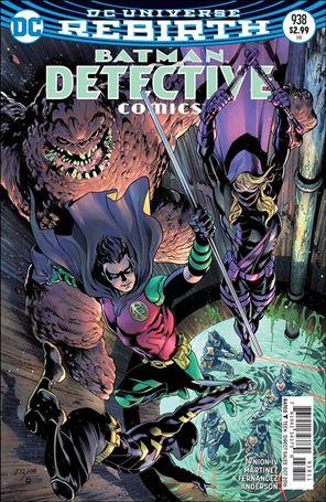 Detective Comics (1937) 938-A