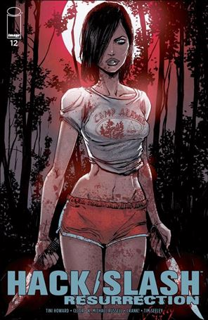 Hack/Slash: Resurrection 12-A