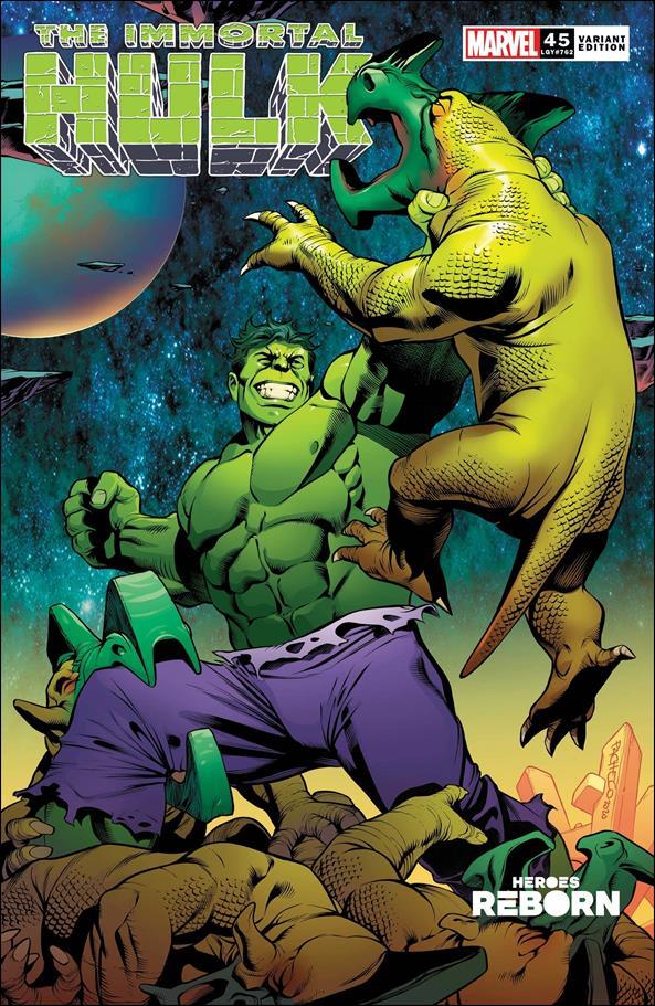 Immortal Hulk 45-D by Marvel