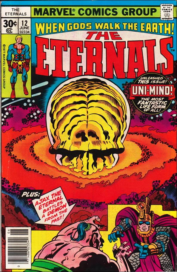 Eternals (1976) 12-A by Marvel