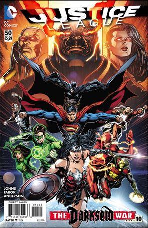 Justice League (2011) 50-A