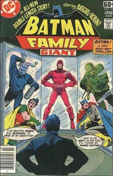 Batman Family 16-A by DC