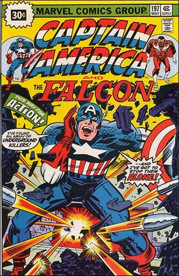 Captain America (1968) 197-B by Marvel