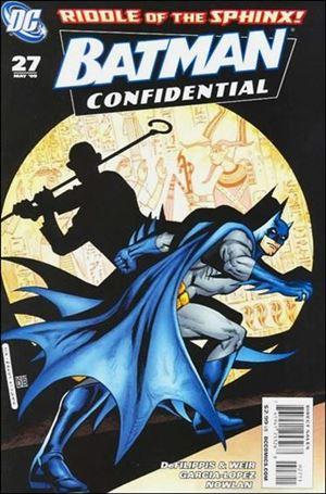 Batman Confidential 27-A