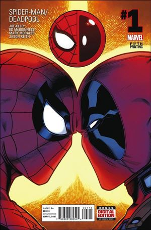 Spider-Man/Deadpool 1-Q