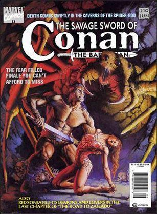 Savage Sword of Conan (1974) 210-A