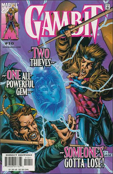 Gambit (1999) 10-A by Marvel