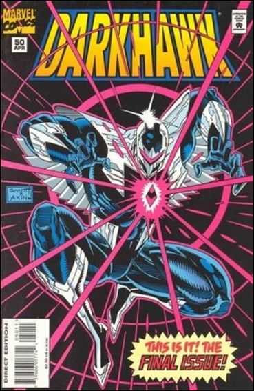 Darkhawk 50-A by Marvel