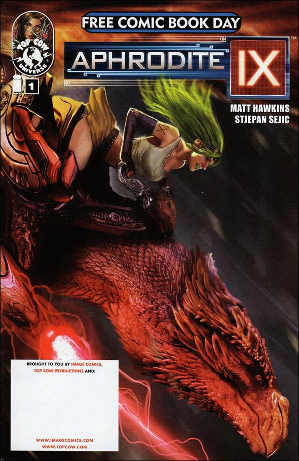 Aphrodite IX (2013) 1-A by Top Cow