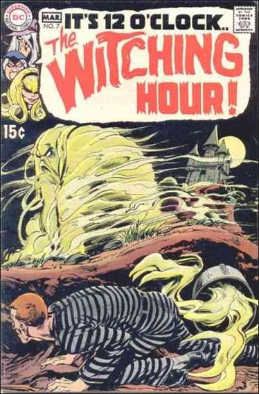 Witching Hour (1969) 7-A by DC