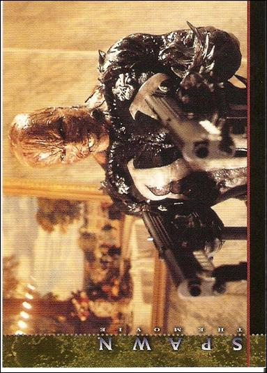 Spawn: The Movie (Base Set) 21-A by Inkworks