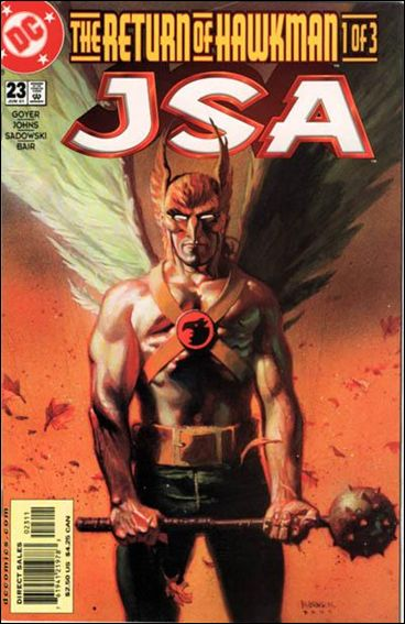 JSA 23-A by DC