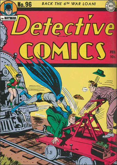 Detective Comics (1937) 96-A by DC