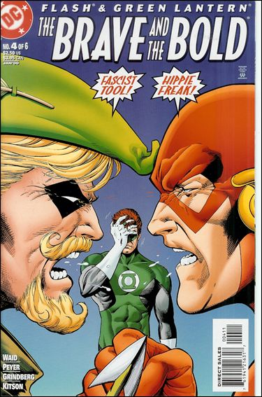 Flash & Green Lantern: The Brave and the Bold 4-A by DC