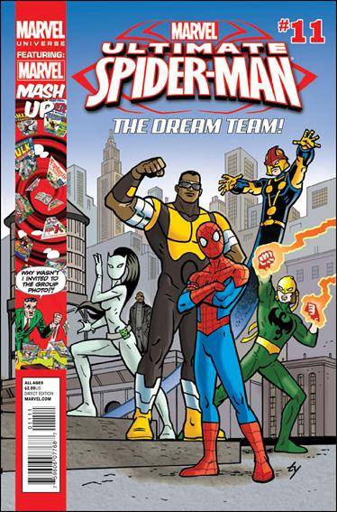 Ultimate Spider-Man (2012) 11-A by Marvel