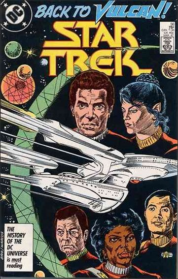 Star Trek (1984) 36-A by DC