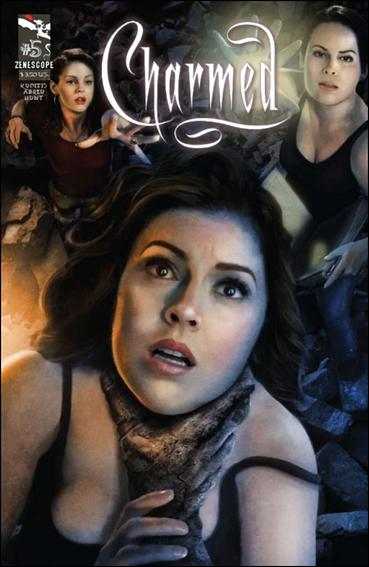 Charmed 5-A by Zenescope Entertainment