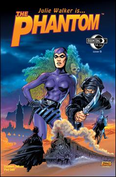 Julie Walker is The Phantom nn-B by Moonstone