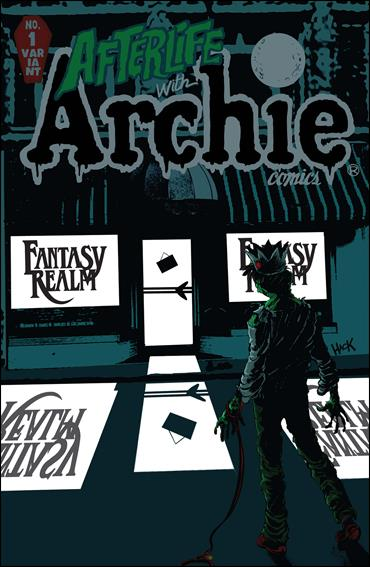 Afterlife with Archie 1-EV by Archie