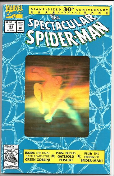 Spectacular Spider-Man (1976) 189-B by Marvel