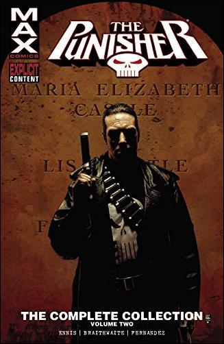 Punisher Max: The Complete Collection 2-A by Max