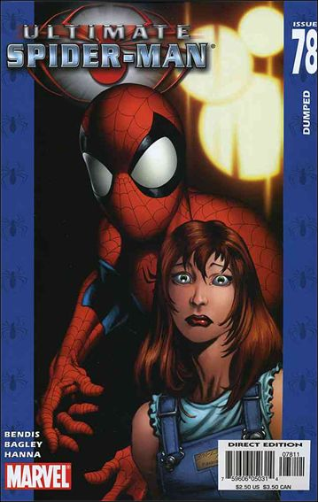 Ultimate Spider-Man (2000) 78-A by Marvel