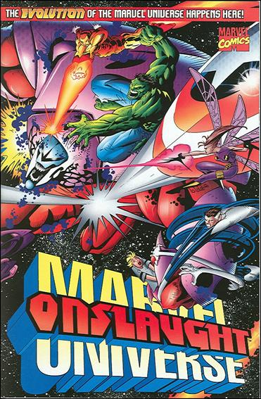 Onslaught: Marvel Universe nn-A by Marvel