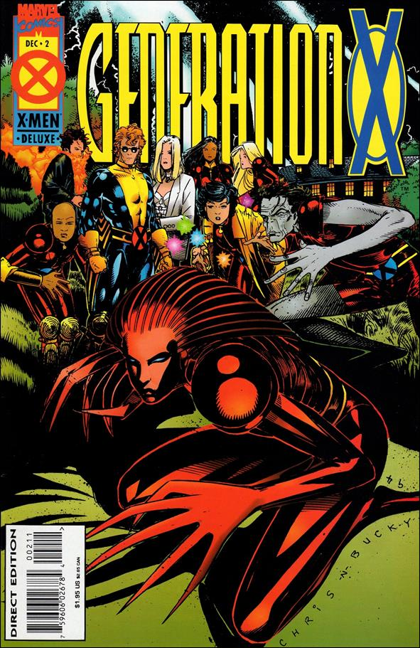 Generation X 2-A by Marvel