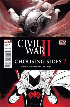 Civil War II: Choosing Sides 2-A