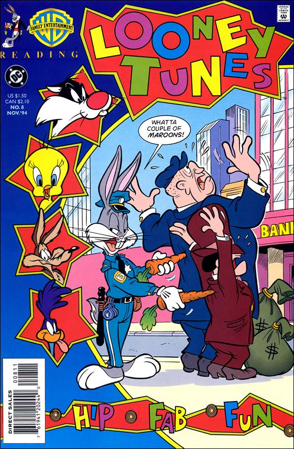 Looney Tunes (1994) 8-A by DC