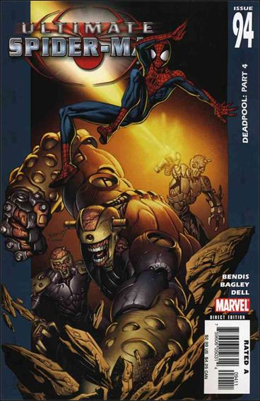 Ultimate Spider-Man (2000) 94-A by Marvel